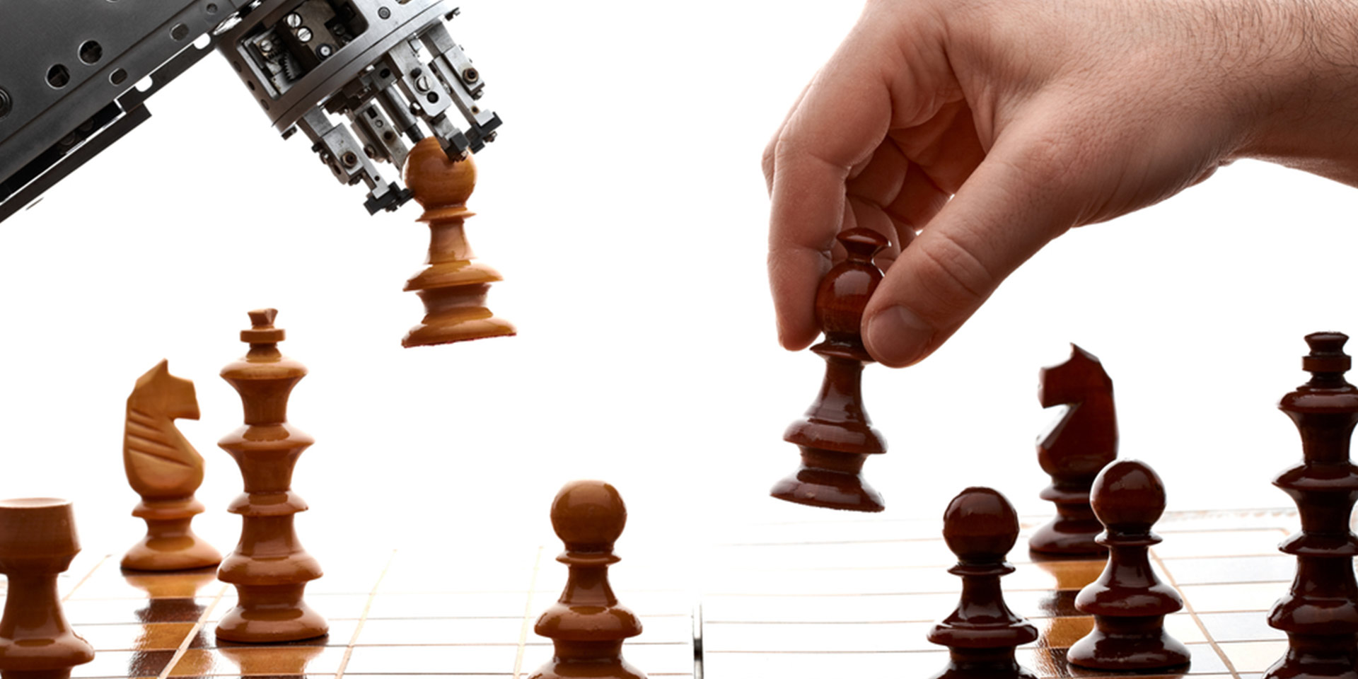 How artificial intelligence is outpacing humans