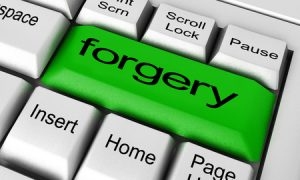 Using artificial intelligence for forgery: Fake could be eerily real