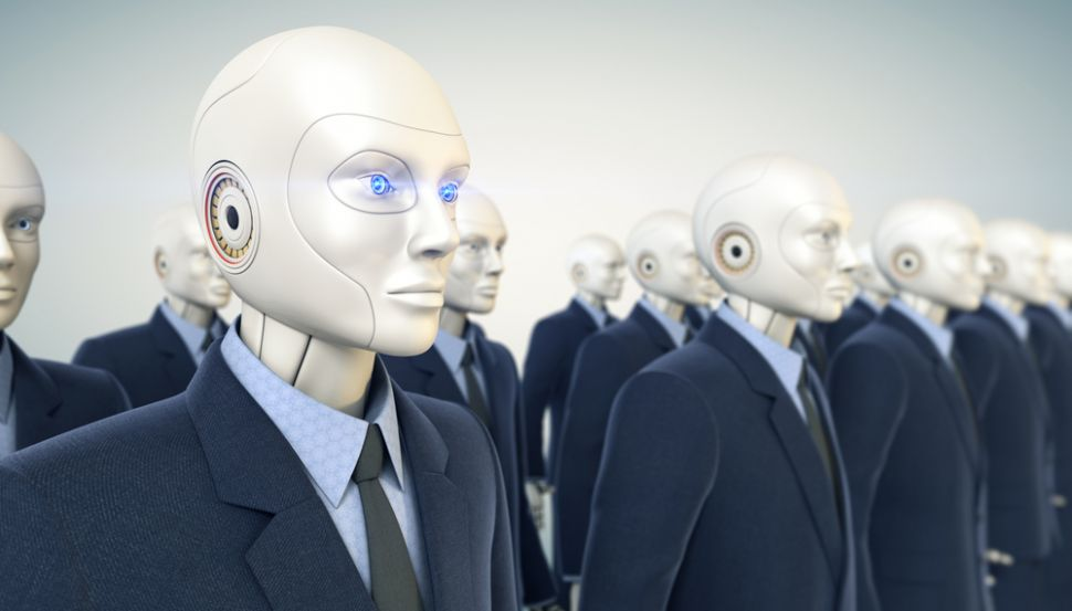 Artificial Intelligence in the workplace – are robots taking over?
