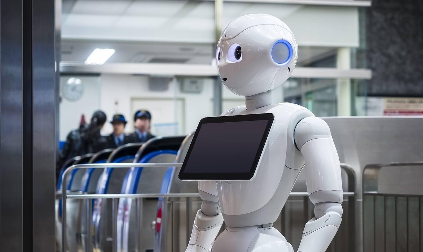 Will AI-powered robots really steal my job?