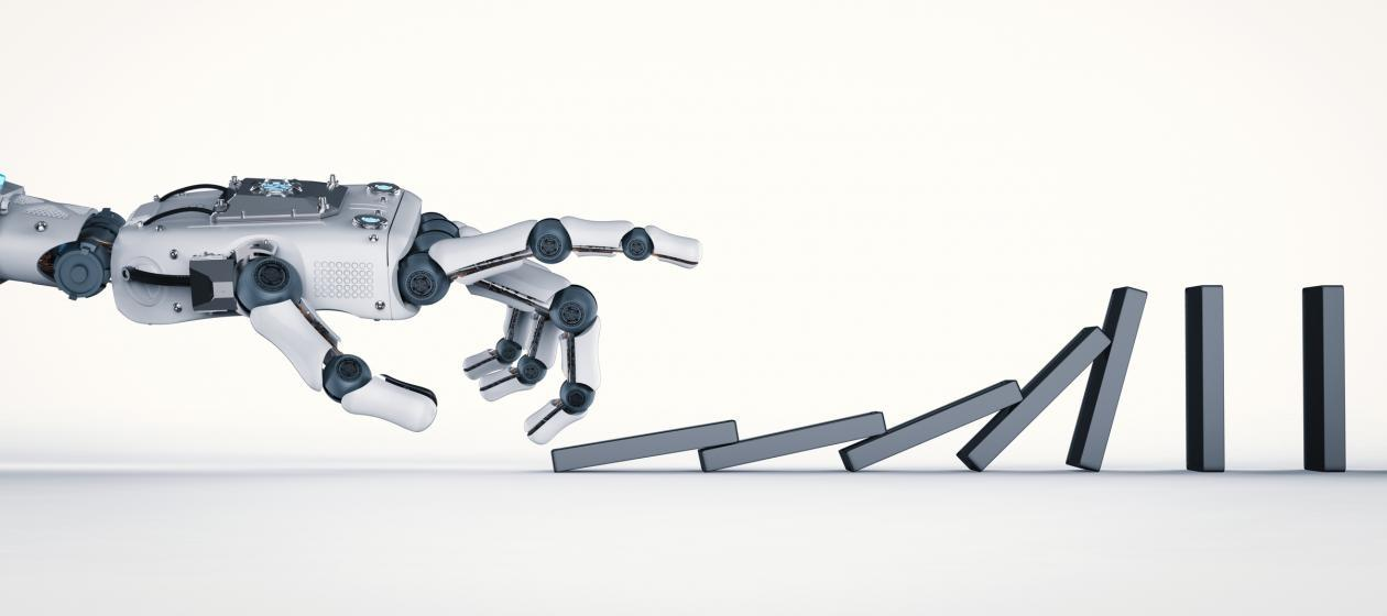 How can humans maintain control over AI?