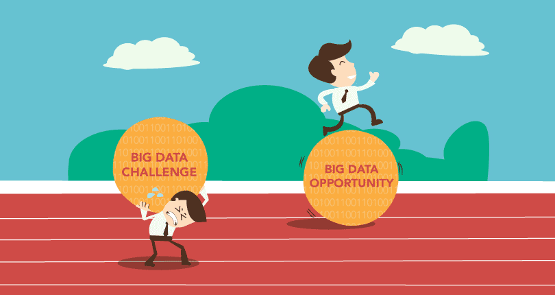 The data science sphere is full of big opportunities and challenges