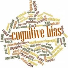 Cognitive biases and the implications of Big Data