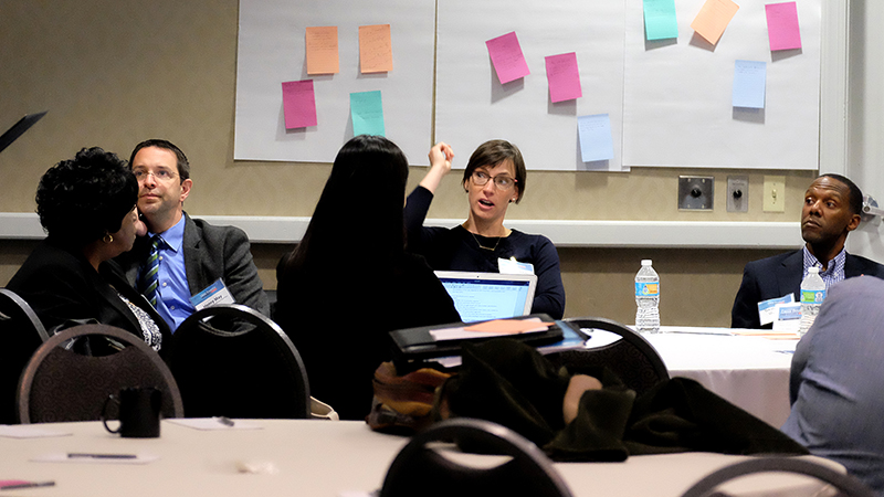 Faculty try to improve data science use