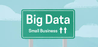 5 Ways to Improve Your Small Business Using Big Data
