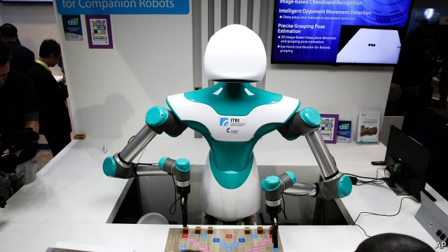 Artificial intelligence dominated the Consumer Electronics Show
