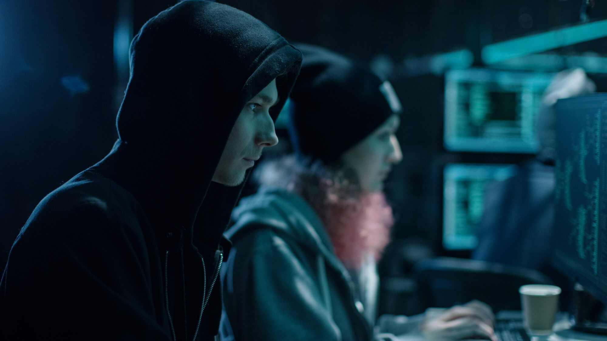 Artificial intelligence and machine learning help hackers steal identities