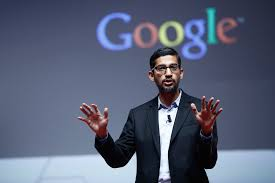 Google pitches artificial intelligence to help unplug