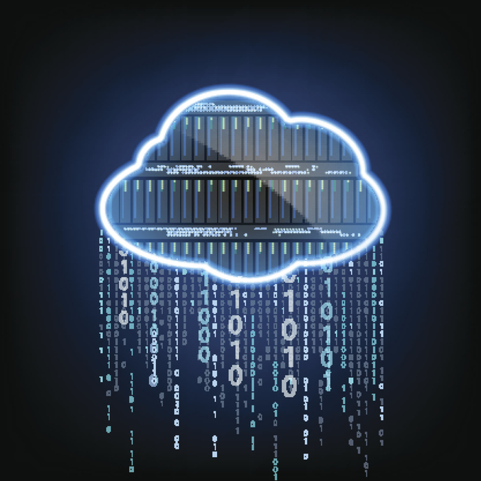 Machine learning turns unstructured secondary storage into globally accessible data