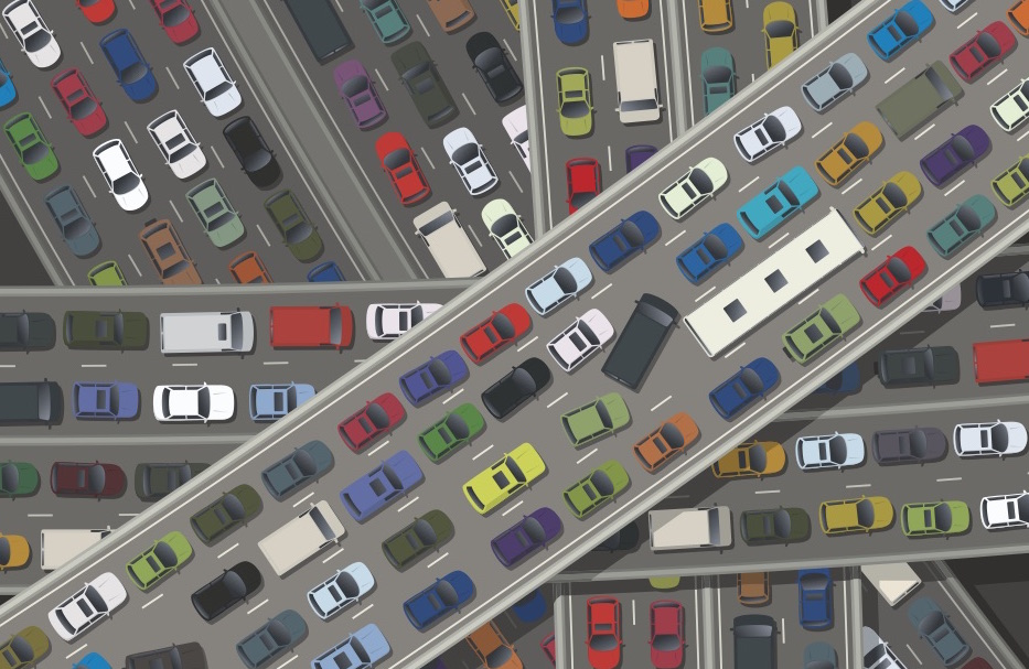 Machine Learning to Help Optimize Traffic and Reduce Pollution