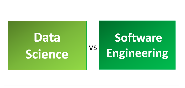 WHAT IS THE REAL DIFFERENCE BETWEEN DATA SCIENCE AND SOFTWARE ENGINEERING TEAMS?