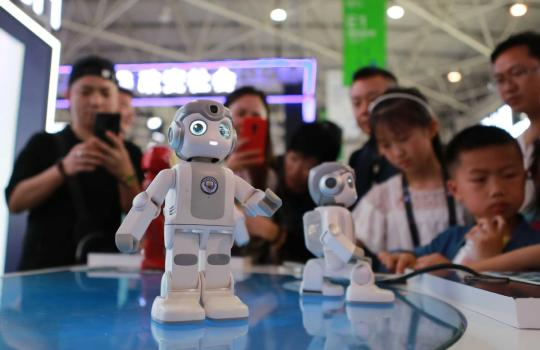 Xi envisions cooperation on big data