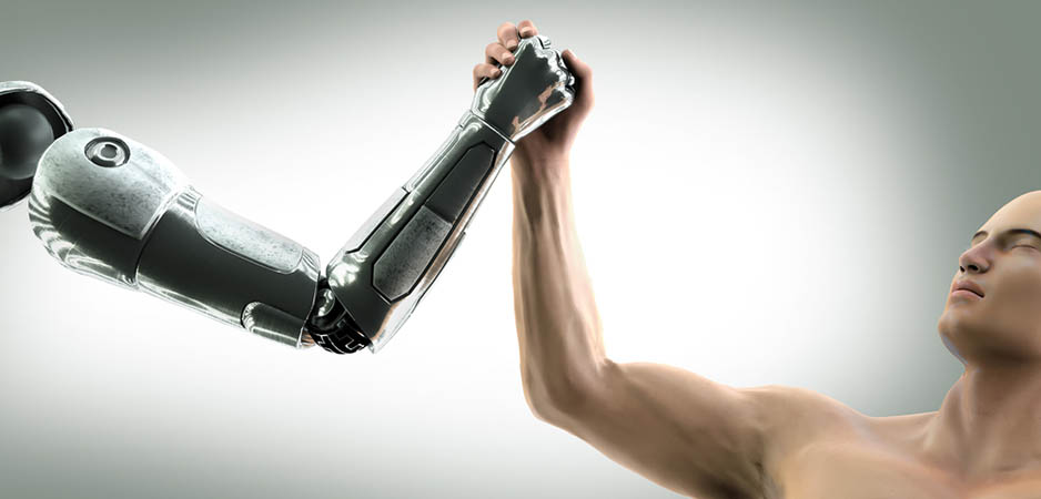 Are Humans and Machines at War?