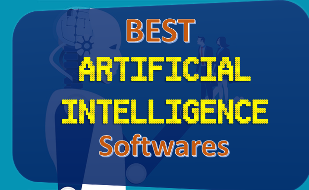 Most popular, widely used Artificial Intelligence Software & their applications