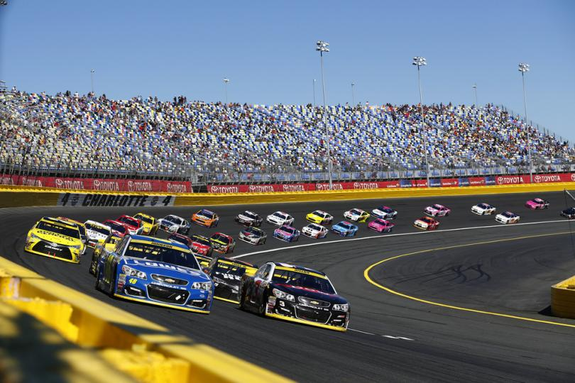 NASCAR CHOOSES AMAZON WEB SERVICES AS ITS CLOUD COMPUTING PARTNER