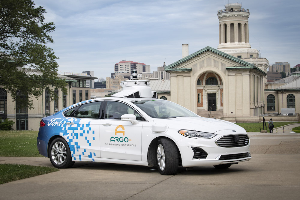 Argo AI, CMU developing autonomous vehicle research center