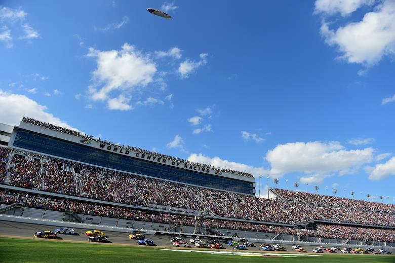 NASCAR turns to AWS for cloud tools