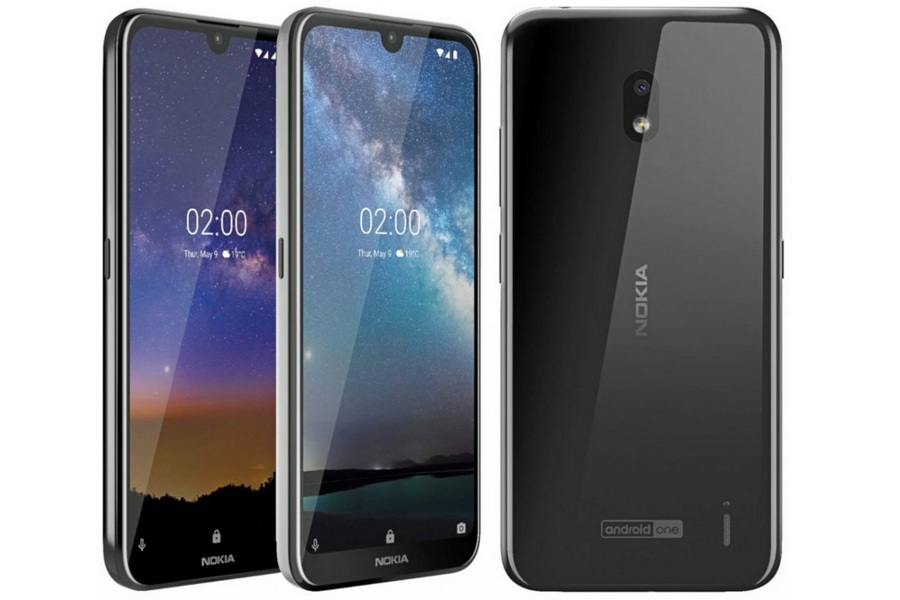 Nokia 2.2 running Android One launched for Rs 6,999