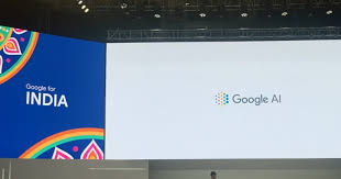 GOOGLE ANNOUNCES AI RESEARCH LAB IN INDIA