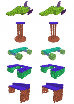 Deep learning with point clouds