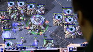 Google AI beats experienced human players at real-time strategy game StarCraft II