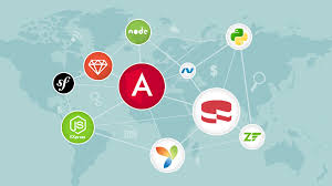 TOP 11 WEB FRAMEWORKS USED  BY DEVELOPERS IN 2019