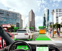 AUGMENTED REALITY IN AUTONOMOUS CARS ADVANCEMENTS