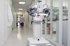 Meet YuMi: A Robot Nurse Built to Make the Rounds