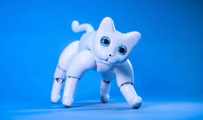 MarsCat and other robot cats unveiled at CES 2020