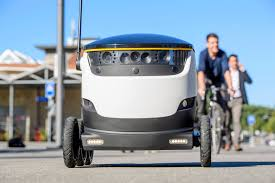 Legal Considerations Before Deploying Autonomous Delivery Robots