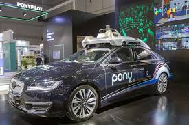 China's Pony.ai Secures $400 Million from Toyota to Develop Driverless Cars