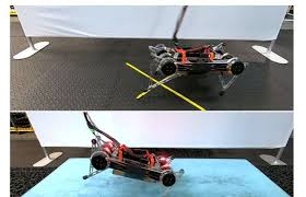Google's robot learns to walk in real world