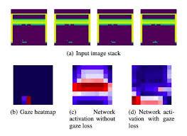 Enhanced imitation learning algorithms using human gaze data