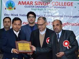 Programme on 'Deep Learning & its Applications' commences in A.S College