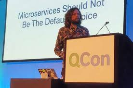 Microservices guru warns devs that trendy architecture shouldn't be the default for every app, but 'a last resort'