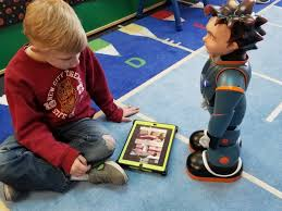 Robots aren't taking over the world, they're teaching kids with autism social skills