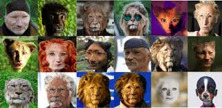 Artificial Intelligence that Can Transform Between Human and Animal Faces