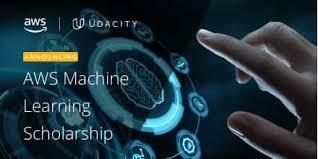 UDACITY TO LAUNCH AWS MACHINE LEARNING SCHOLARSHIP PROGRAM