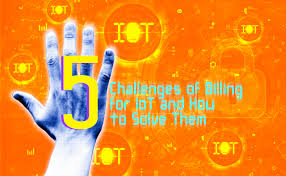 5 Challenges of Billing for IoT and How to Solve Them