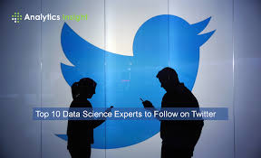 TOP 10 DATA SCIENCE EXPERTS TO FOLLOW ON TWITTER