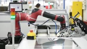 ASM Assembly Systems uses Rethink Robotics' Sawyer robot for quality control checks
