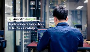 TOP DATA SCIENCE COMPETITIONS TO TEST YOUR KNOWLEDGE