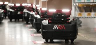 inVia Robotics expands into Asia with Kantsu implementation