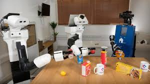 New robot technology to fight Covid care isolation