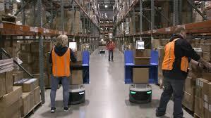 Locus Robotics Expands UK Presence with Strategic Partnership with Balloon One