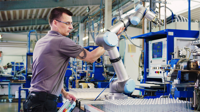 Demystifying 5 myths about collaborative robots