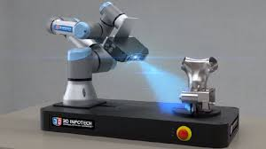 Smart 3D Universal Inspection System Uses Deep Learning