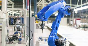 The rise of advanced robotics in industrial manufacturing