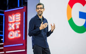 No, you don't have to run like Google