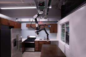 How robots will help in the house of the future
